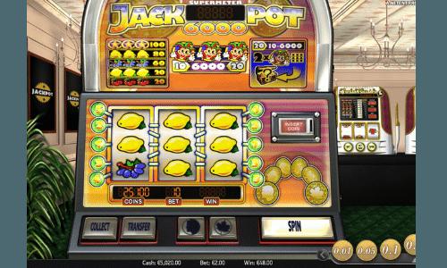 jackpot 6000 gokkasten