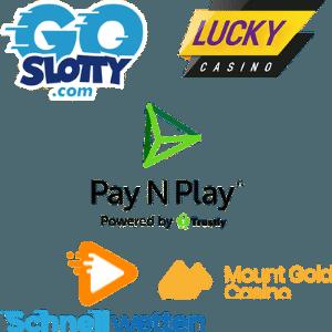 nieuwe pure pay n play casinos